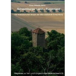 Schaumburger Land - Burgenland als Buch von