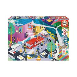 Educa Puzzle Puzzle Assistance Services, 200 Teile, Puzzleteile