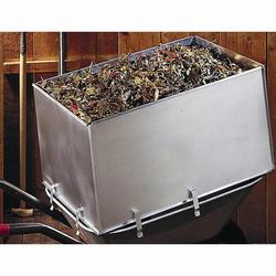 BRISTA Schubkarrenaufsatz 4teilig 200 liter/passend für die meisten 85l-Karren