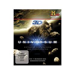 Unser Universum - Die 7 Wunder des Sonnensystems 3D Blu-ray