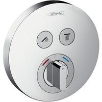 HANSGROHE ShowerSelect S Mischer Unterputz für 2 Verbraucher, chrom