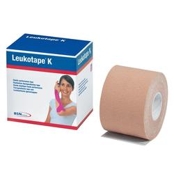 LEUKOTAPE K 2,5 cm hautfarben 1 St