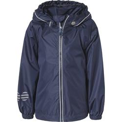 Minymo Regenjacke Regenjacke für Mädchen blau 128