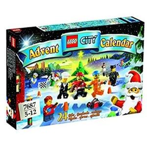 LEGO City 7687 - Adventskalender