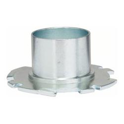 Bosch Kopierhülse für Bosch-Oberfräsen mit Schnellverschluss 27 mm