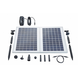 Pontec Solarpumpe Pontec PondoSolar 1600, 1600 l/h