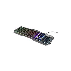 Trust 853 Esca Metal PC-Tastatur