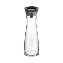 """WMF Karaffe Glas Karaffe """"Basic"""" 1 L schwarz"""