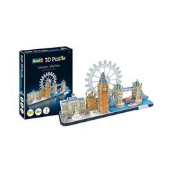 Revell® 3D-Puzzle City Line London 00140, 107 Puzzleteile
