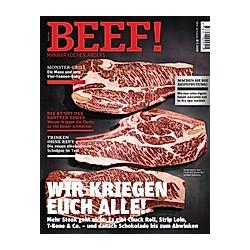 BEEF! - Für Männer mit Geschmack: 59 BEEF! Nr. 59 (5/2020)
