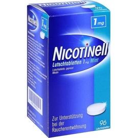 Novartis Nicotinell Mint 1 mg Lutschtabletten 96 St.