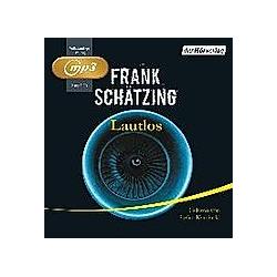 Lautlos  2 MP3-CDs - Hörbuch