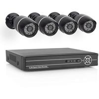 smartwares SW430DVR 4-Kanal mit 4 Kameras