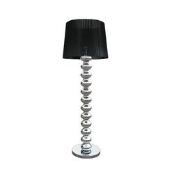 Lampa podłogowa Smith czarna