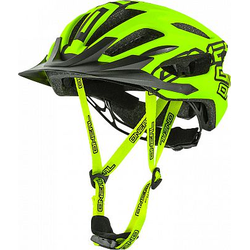 ONeal Q S16 Fahrradhelm - Matt-Neon-Gelb - L/XL