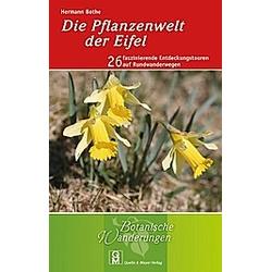 Die Pflanzenwelt der Eifel. Hermann Bothe  - Buch