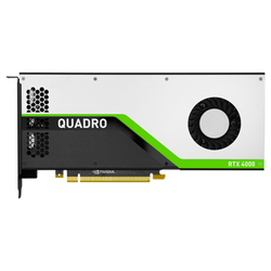 PNY NVIDIA Quadro RTX 4000 8GB GDDR6 Workstation Grafikkarte 3x DP/USB-C