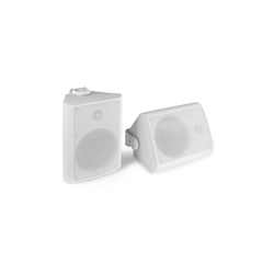 Power Dynamics BGO65 Lautsprecher-Set 150W Peak 45W RMS weiß Lautsprecher