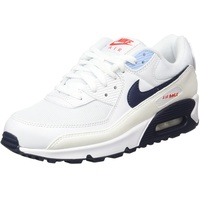 white/chile red/psychic blue/midnight navy 40