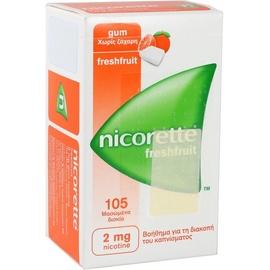 Nicorette Freshfruit 2 mg Kaugummi 105 St.