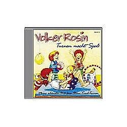 Turnen macht Spaß, 1 Audio-CD