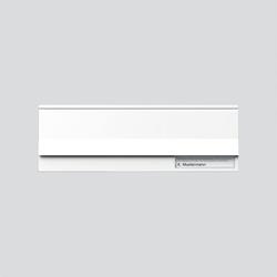 Siedle BE 611-3/1-0 W Brief-Einwurfklappe (200017502-01)