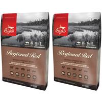 Orijen Regional Red 2 x 11,4 kg