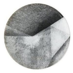 Rosenthal Teller TAC Gropius Stripes 2.0 Struktur Teller flach 10 cm, (1 Stück)