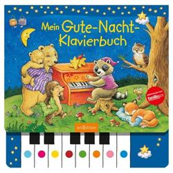 ARS Edition Mein Gute-Nacht-Klavierbuch ISBN-Nr.=978-3-8458-2565-6 Seitenanzahl: 22 Seiten