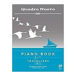 Piano Book for Travellers. Quadro Nuevo  - Buch