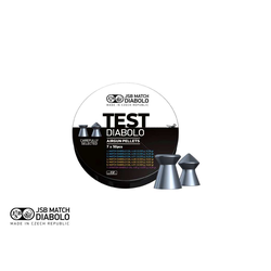 JSB Match Diabolo Test für Luftgewehre cal. 4,5mm (.177)