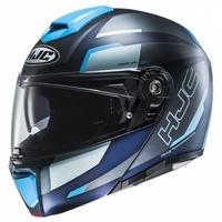 HJC Helmets RPHA 90 Rabrigo Matt-Grau/Blau