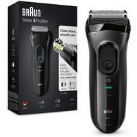 Braun Series 3 ProSkin 3020s schwarz
