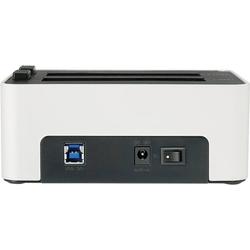 Renkforce renkforce USB 3.0 SATA Festplatten-Dockingstation mit Clone-Funktion SSD (6000)