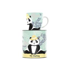 Ritzenhoff Becher My Darling Kaffeebecher PANDA (1-tlg)