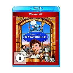 Ratatouille - 3D-Version - DVD  Filme