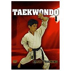 Taekwondo - Osamu Inoue's Teakwondo 1 - DVD  Filme