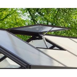 Vitavia Dachfenster, ohne Verglasung, schwarz