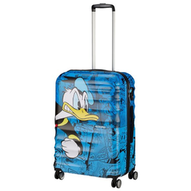 American Tourister Wavebreaker Disney Spinner 67 cm / 64 l donald duck