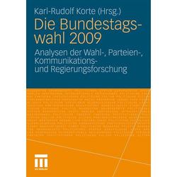 Die Bundestagswahl 2009 als Buch von