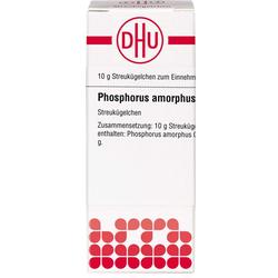 PHOSPHORUS AMORPHUS C 30 Globuli 10 g