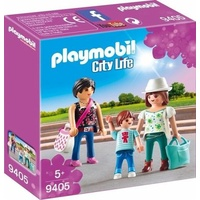Playmobil City Life Shopping Girls 9405