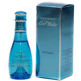 Davidoff Cool Water Woman Eau de Toilette 100 ml