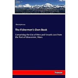 The Fishermen's Own Book. Anonym  - Buch