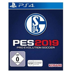 PES 2019 Schalke 04 Edition PS4 USK: 6