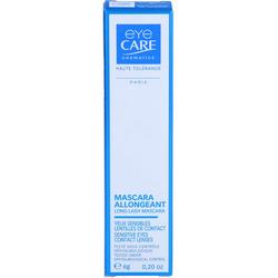 EYE CARE Mascara wimpernverlängernd tiefschwarz 6 g