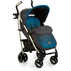 iCoo Kinder-Buggy Pace Indigo, mit leichtem Aluminiumgestell; Kinderwagen, Buggy, Sportwagen, Sportbuggy, Kinderbuggy, Sport-Kinderwagen