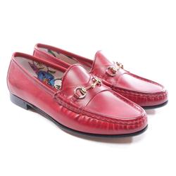 Gucci Damen Loafer rot, Größe 36.5, 4920315