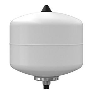 Reflex Refix DD Ausdehnungsgefäß für Trinkwasser 25 Liter, weiß, durchströmt - 7380400