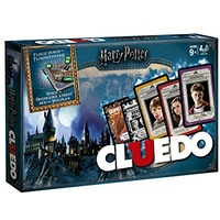 Winning Moves Cluedo Harry Potter Collectors Edition 11453